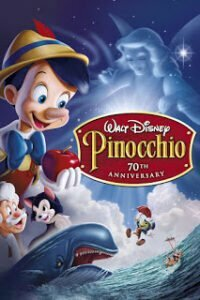 Pinocchio (1940) dublat in romana