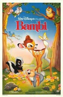 Bambi (1942) dublat in romana
