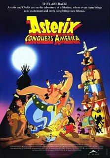 Asterix cucereste America online subtitrat
