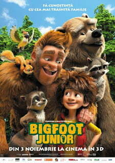 Bigfoot Junior (2017) dublat in romana