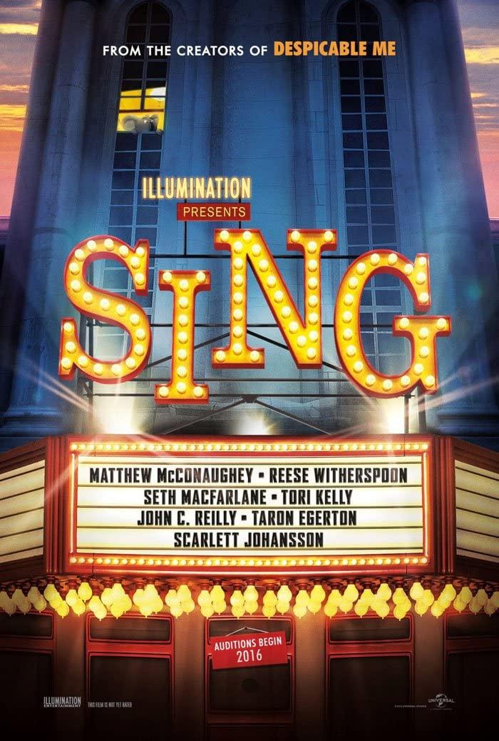 Sing (2016) dublat in romana Online