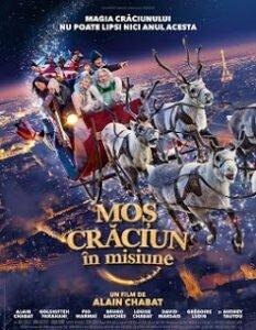 Mos Craciun in misiune (2017) dublat in romana