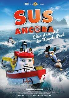 Sus Ancora! Elias si secretul din Marele Port (2017) dublat in romana