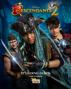 Descendentii 2 (2017) dublat in romana