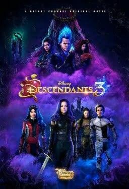 Descendentii 3 (2019) dublat in romana