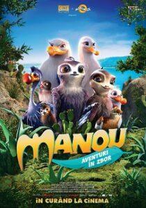 Manou – Aventuri in zbor (2019) dublat in romana
