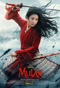 Mulan (2020) dublat in romana