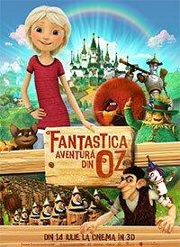 Fantastica aventura din Oz (2017) dublat in romana