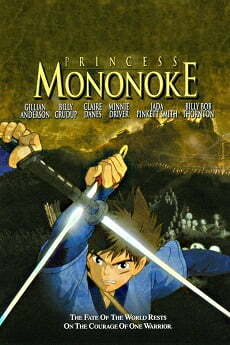 Printesa Mononoke (1997) dublat in romana