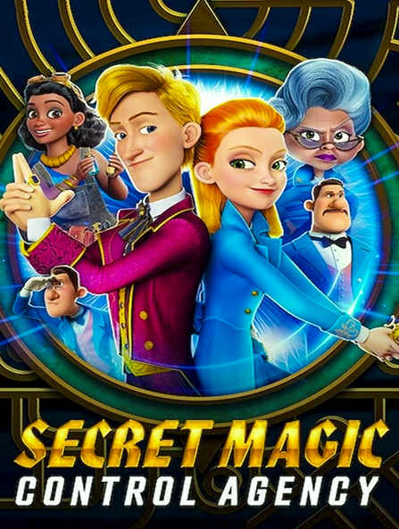Agentia Secreta de Control al Magiei (2021) dublat in romana